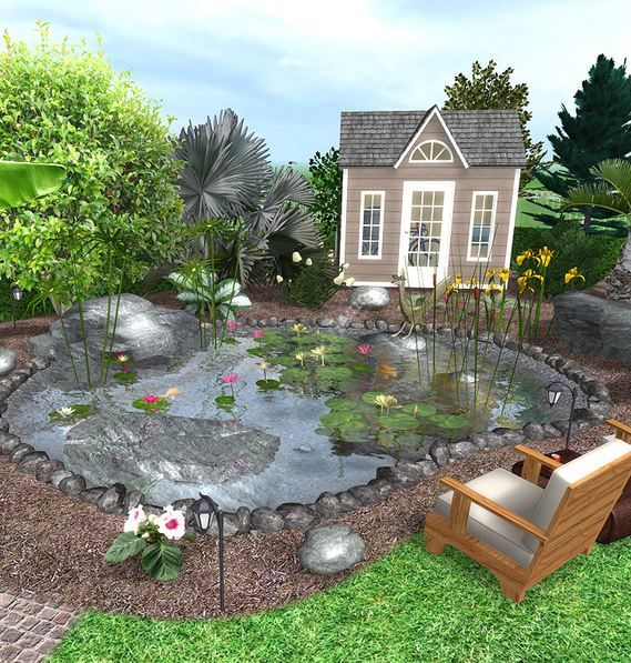 10 Free Tools To Design Your Garden And Landscape Without Hiring Any  Expensive Designers.
