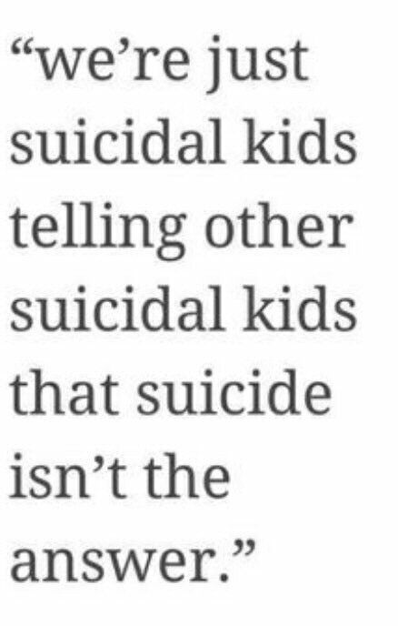 Suicide Quotes 65 Best Depression And Suicidal Quotes Images On Pinterest .