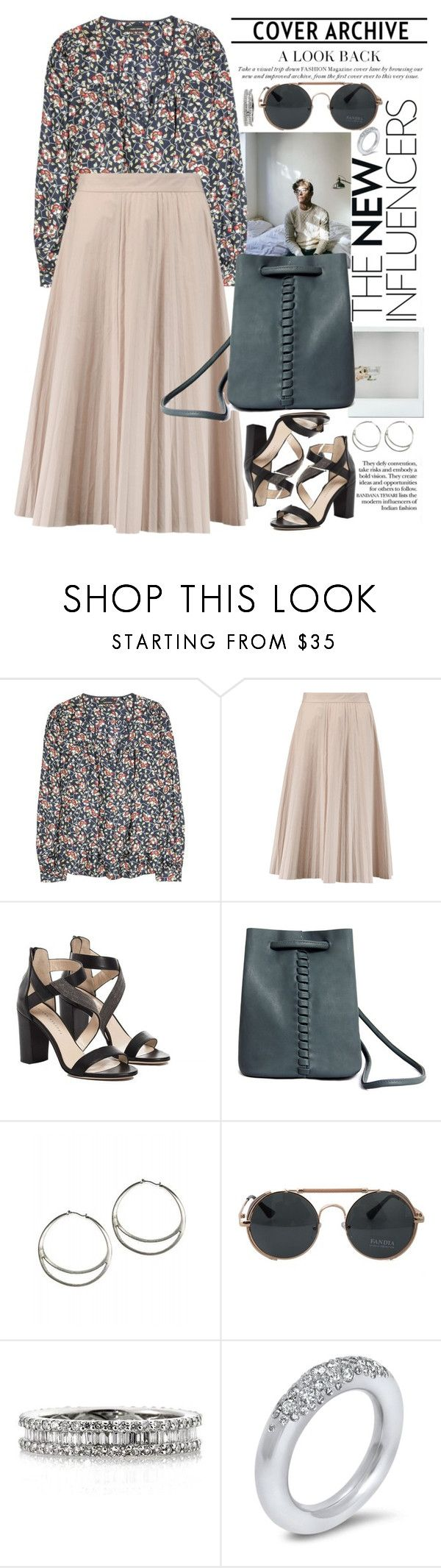 """Без названия #3831"" by catelinota-a ❤ liked on Polyvore featuring Oxford, Isabel Marant, Joseph, FABIANA FILIPPI, Mark Broumand and Hargreaves Stockholm"