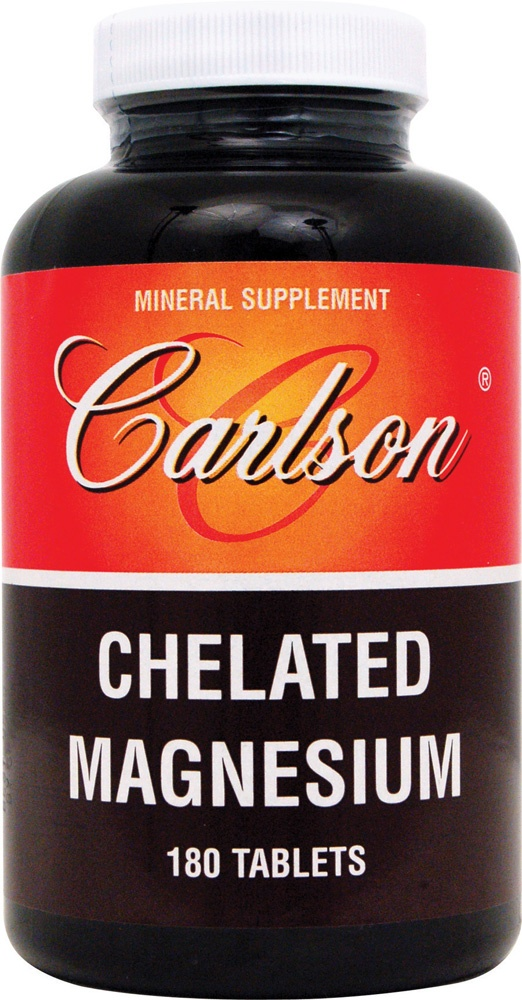 Carlson Chelated Magnesium