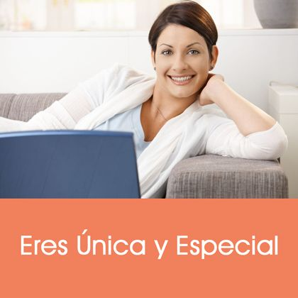"""Taller """"Eres Única y Especial"""" http://www.exitosa-mente.com/academia/curso/eres-unica-y-especial/"""