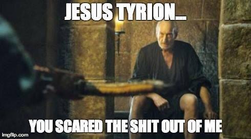Tyrion! #GameofThrones
