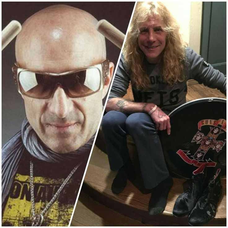 Kenny+Aronoff+&+Steven+Adler+Online+Rock+Auction+Announced+In+Benefit+Of+Rock+Against+MS+Foundation+And+Fur+&+Feather+Animal+Sanctuary