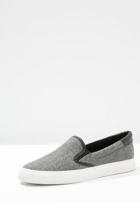 Only Shoes Onlklara  SlipOns  Grey For   With