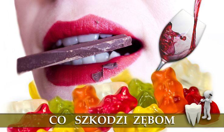Dentysta radzi - co szkodzi zębom. #yesdent #dentystawrocław #stomatologwrocław #zęby #dentysta #stomatolog