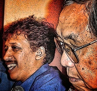 Avatar Mbak @AlissaWahid. #Munir bersama dengan #GusDur. Dua Pejuang Kemanusiaan #8ThnMunir #1000HariGusDur