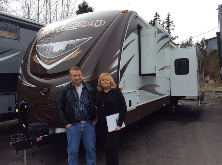 Congratulations and Best Wishes PHILLIP AND DALMA's new 2014 LAREDO 294RK! Congratulations and best wishes from Clear Creek RV Center on the purchase of your 2014 LAREDO 294RK!  We sincerely appreciate your business, Clear Creek RV Center and JIM HOFFMAN.