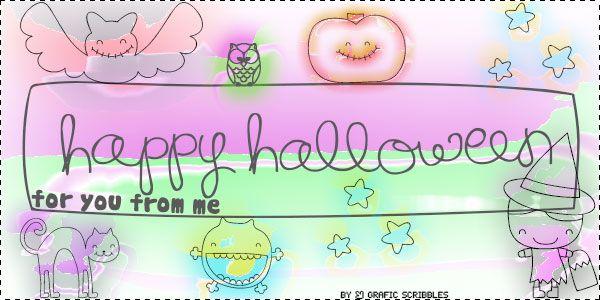 Halloween Free Postcard