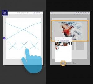 Responsive Web Design… Use artboards in Adobe Photoshop CC
