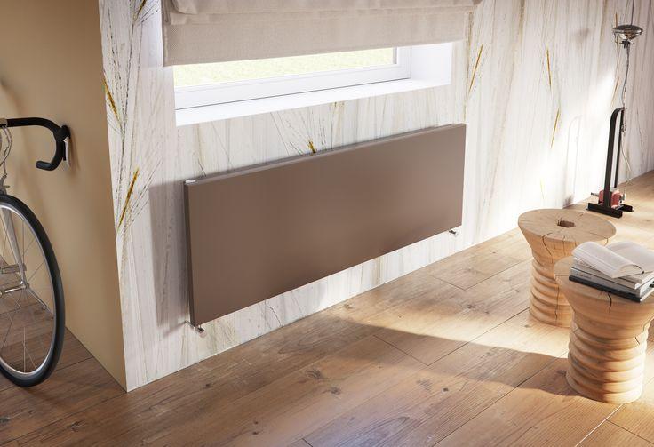 Ti_q radiator designed by Andrea Crosetta