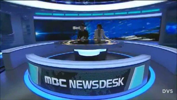 지상파 3사 뉴스 오프닝의 신구조화