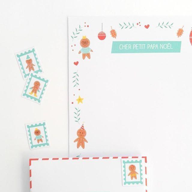 Les 25 meilleures id es de la cat gorie modele lettre pere noel sur pinterest artisanat d - Enveloppe de noel ...