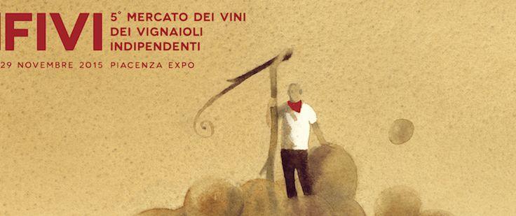 Sabato 28 e domenica 29 novembre appuntamento a Piacenza Expo con la quinta edizione del Mercato dei Vini dei Vignaioli Indipendenti.