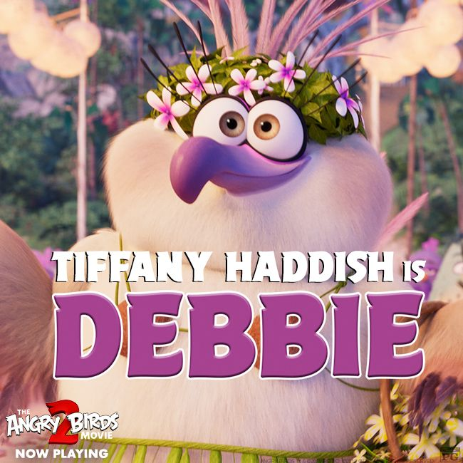 She S An Eagle With A Lot Of Heart Tiffanyhaddish Is Debbie