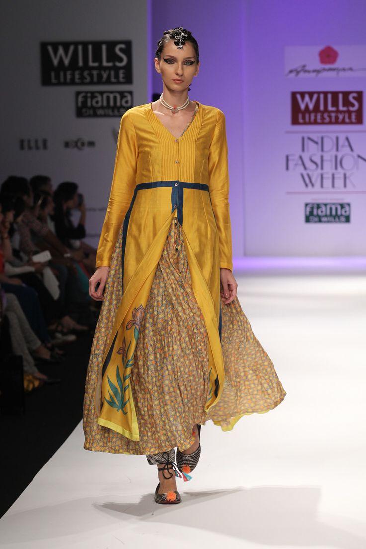 WIFW - Wills Lifestyle India Fashion Week