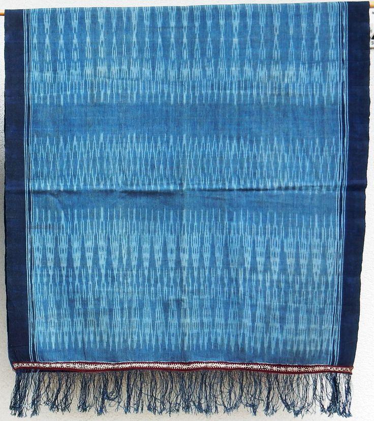 Ulos, Batak ceremonial dress, north Sumatra