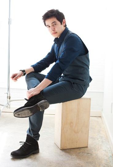 New David Archuleta photo by Matt Clayton!