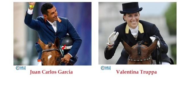 CAMPIONI 2012 selected by Cavalli Campioni: Juan Carlos Garcia & Valentina Truppa! Metti il tuo mi piace qui: http://www.facebook.com/CavalliCampioni