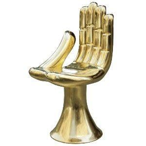joyas diseñadas por salvador dalí - silla leda