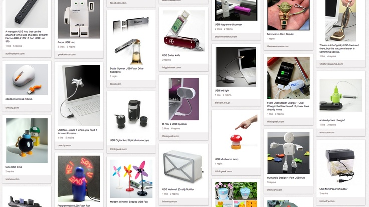 Technology, via the Official Pinterest Blog  http://blog.pinterest.com/post/29426053898/technology