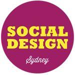Social Design Sydney logo by @Design-Kink