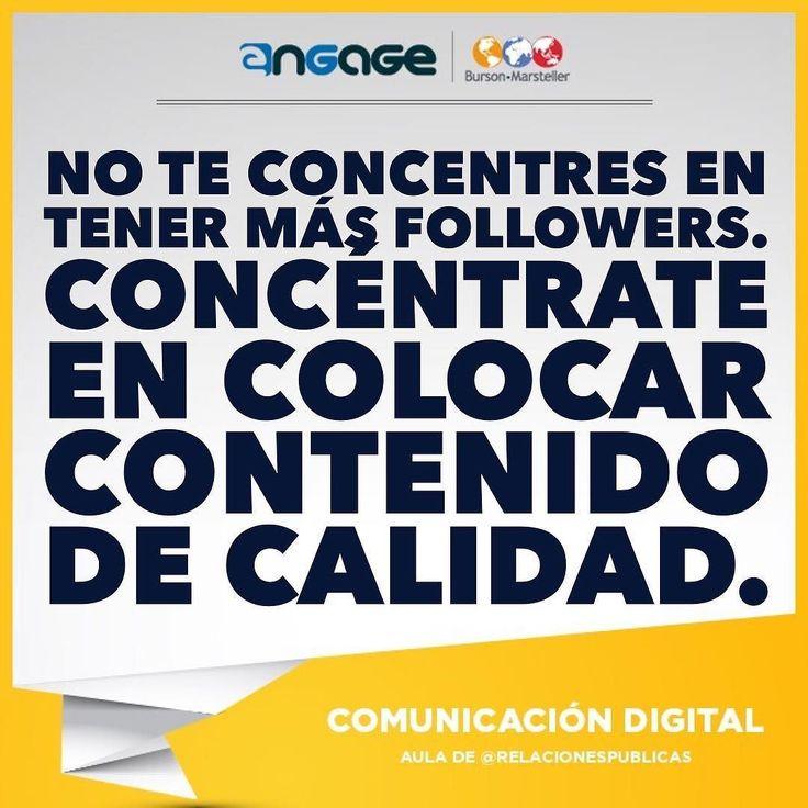 #EngageComunicaciónDigital #LeccionesComunicaciónDigital #RelacionesPúblicas #RelacionesPublicas #Comunicación #Comunicacion #RedesSociales #SocialMedia #ComunicaciónSocial #Comunicologo #Comunicologa #Comunicologos #ComunicacionSocial #ComunicaciónEstratégica #ComunicacionEstrategica #Marketing #Mercadeo #Mercadotecnia #Comunicaciones #PublicRelations #Digital #Social #Redes #Medios #Prensa #Periodismo by relacionespublicas