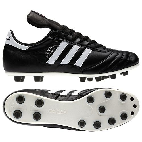 Favorite soccer cleats! Remember to shower in them before the first use!