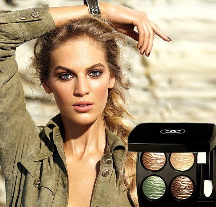 Chanel Dans La Lumiere de L'Ete Summer 2016 Makeup