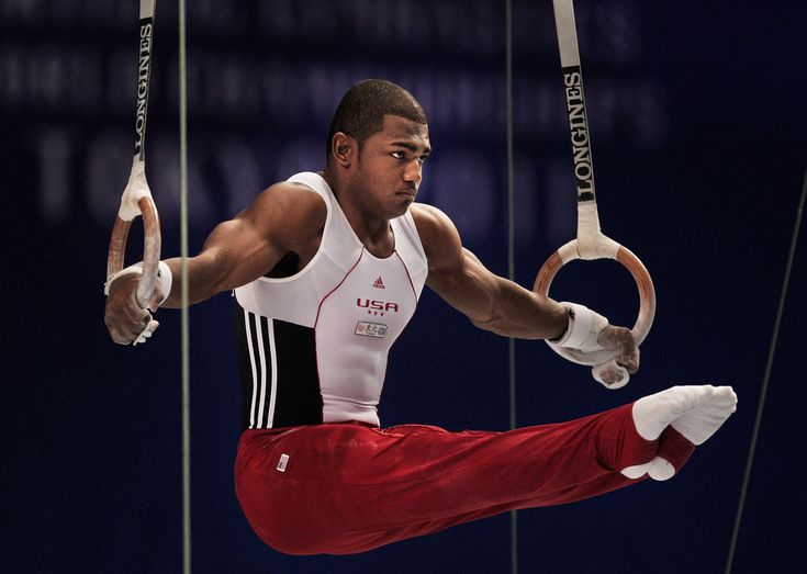 When it comes to swinging and flying through the air, John Orozco would certainly give Spider Man a run for his money. The 19-year-old has already made history as one of the few black male gymnast to ever grace the Olympic floormats.