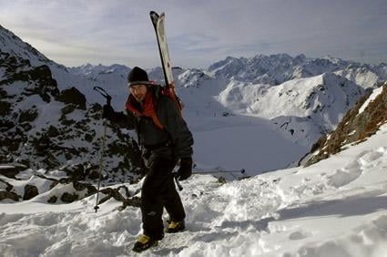 After James Blunt tour ends in March, he travels to the favorite location - the Swiss Alps in Verbier at the top of the list. 16/11/2008