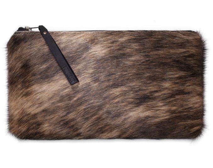 VIDA Statement Bag - Persimmon Leather Tote by VIDA D1IdxpziC7