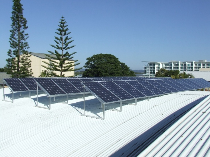 Turn Green this new year with the installation of Solar Panels!