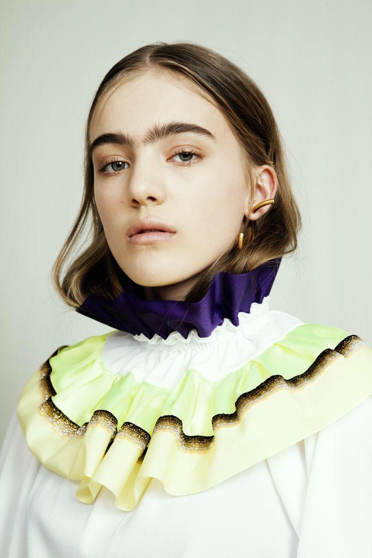 Model: Jenny Thonstad Photo:Sirin Winge Stylist: Aleksine Piiksi Makeup: Charlotte Wold