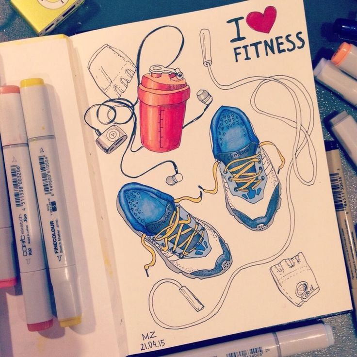 #sketch #fitness
