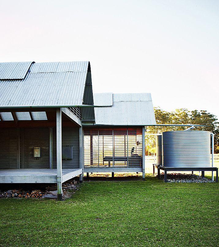 Marie Short House by Glenn Murcutt