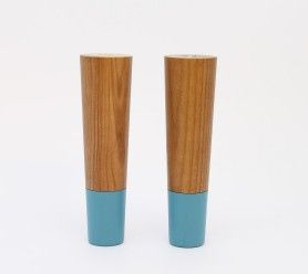 Pretty pegs - different styles of legs for furniture (beds, couches, chairs etc) incl from Ikea