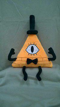 Gravity Falls Bill Cipher Plush Doll