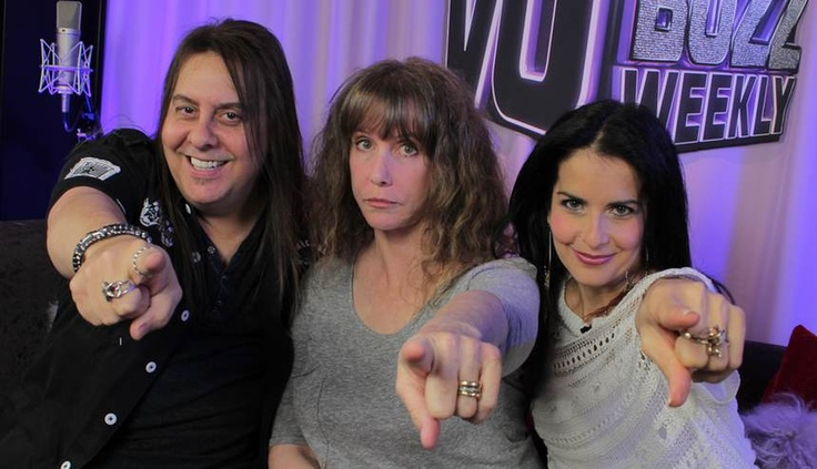 You don't want to miss the funny and fabulous Laraine Newman on VO Buzz Weekly with Chuck Duran & Stacey J. Aswad