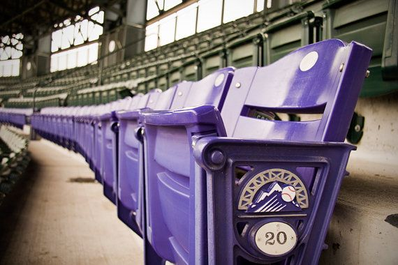 """Rockies baseball. I just told AJ this was on here and he screamed """"Pin it! Pin it!"""""""
