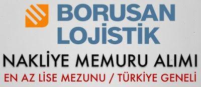 Borusan Nakliye Memurları Alacak İş Başvurusu Yap http://www.isbasvurusu.org/2015/09/borusan-nakliye-memurlari-alacak-is-basvurusu.html