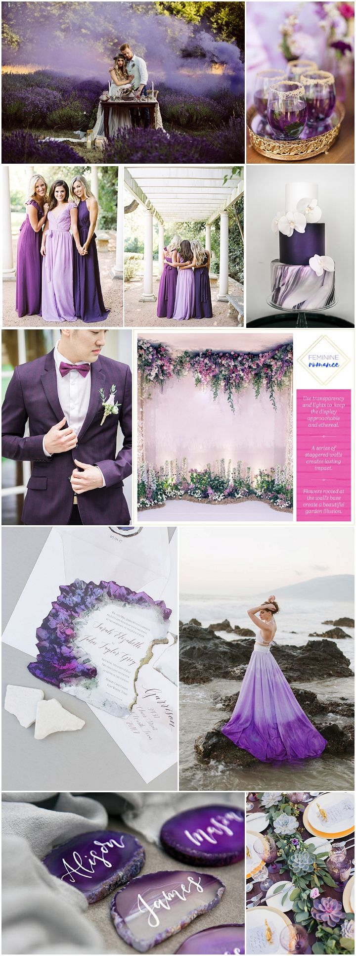 Boho Pins: Top 10 Pins of the Week – Ultra Violet Pantone Colour of the Year