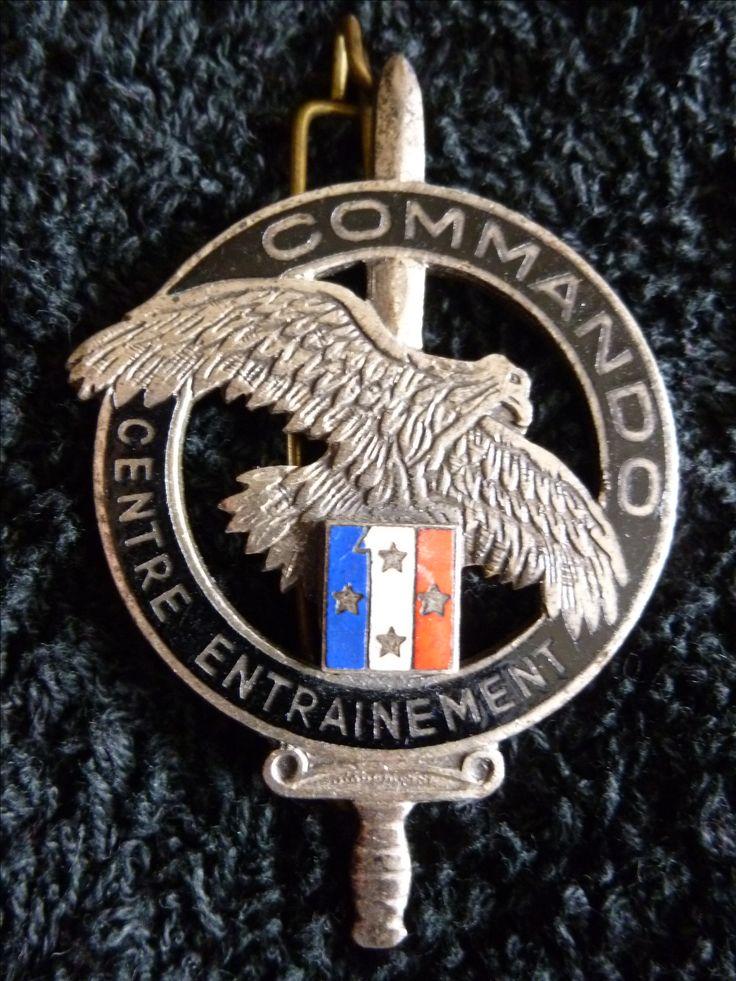 Centre Entrainement Commando 1er Corps d'Armée