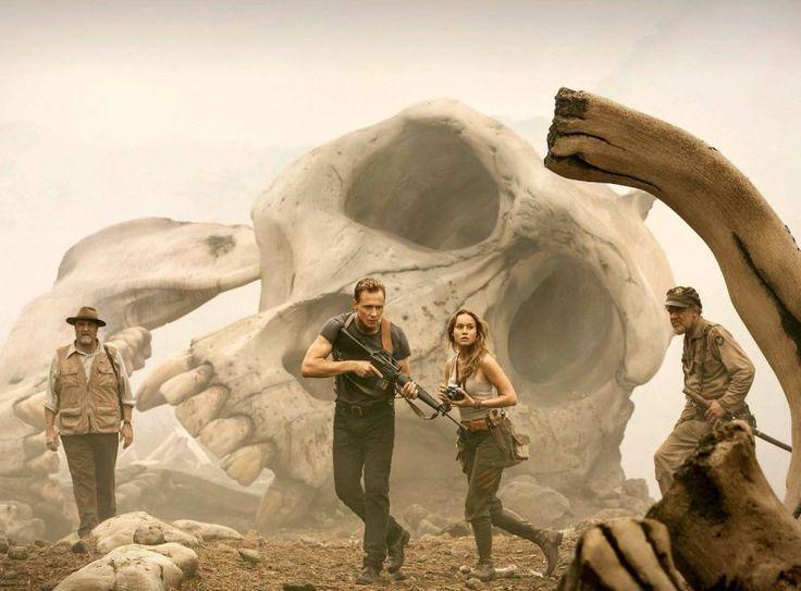 «Kong:+Skull+Island» (VIDEO)