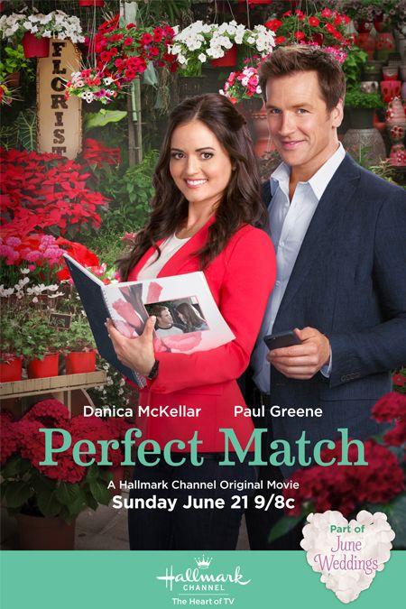a perfect wedding 2015 aka perfect match dvd hallmark channel tv movie romance starring danica mckellar and paul greene - Hallmark Christmas 2015