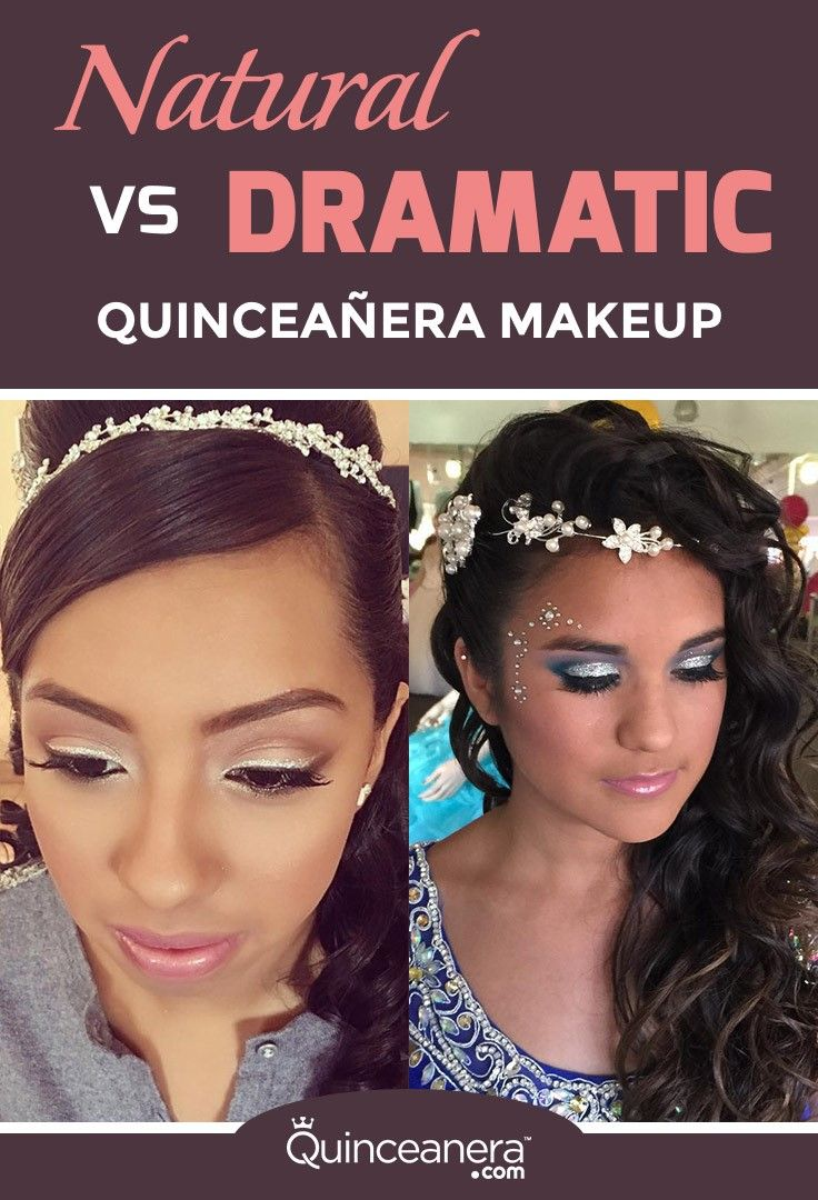 136 best images about quinceanera makeup on pinterest