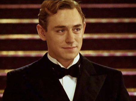 JJ Feild. He's the perfect cross between Jude Law and Tom Hiddleston. And seriously...what more is there to say?!
