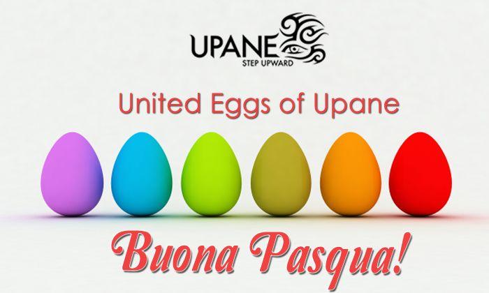 Auguri di Buona Pasqua da tutti i colori di UPANE