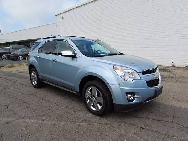 2014 Chevrolet  Equinox  LTZ Certified Pre-Owned Warranty! Clean ( Chevrolet_ Equinox_ LTZ_Certified_Pre-Owned)