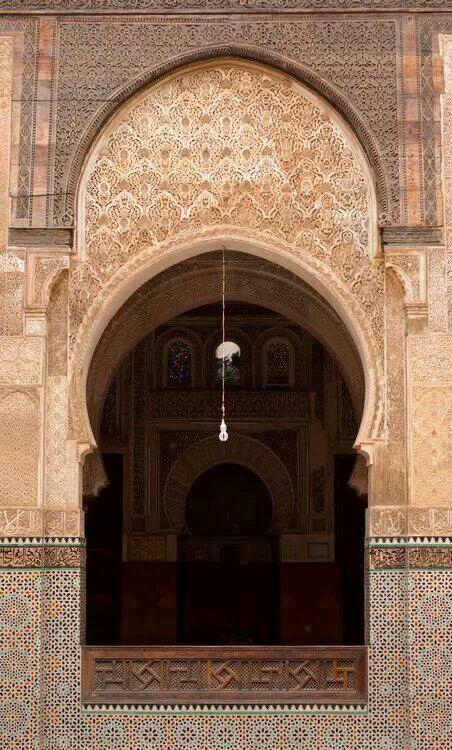 Beautiful Islamic Architecture - Morocco