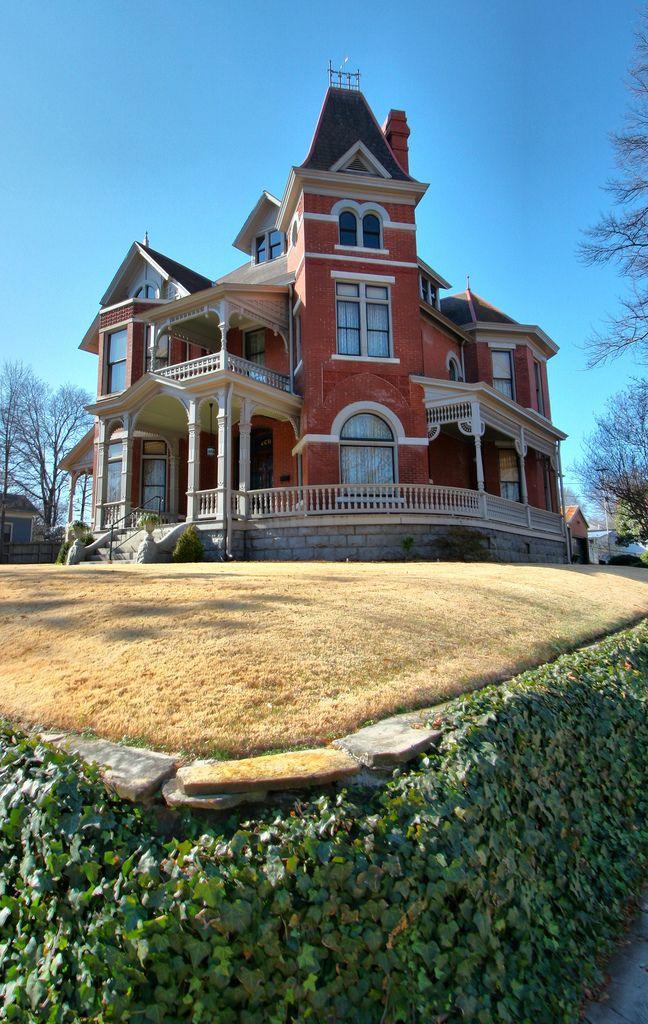 The Dibrell House1892 Historic Quapaw QuarterLittle Rock
